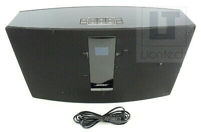 Bose SoundTouch 30 Black Wireless Music System Speaker USED
