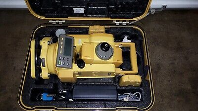 Topcon GPT 1004 reflectorless Total Station