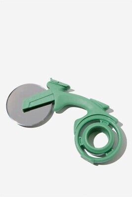 Typo Unisex Pizza Cutter Eating & Kitchen  In  Green