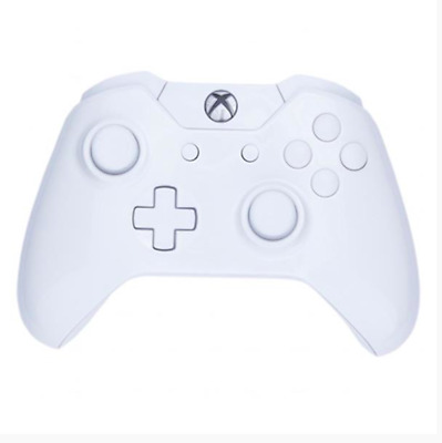 Official Xbox One Wireless Controller White (With 3.5mm Headphone Jack)