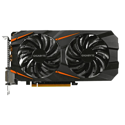 GIGABYTE GeFORCE GTX 1060 WINDFORCE OC 3G Graphic Card