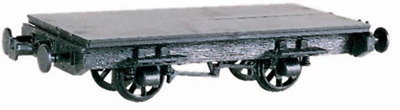 Peco OR-41 On30 Gauge 4 Wheel Coach Chassis