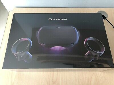Oculus Quest 64GB VR Headset - Black - Brand New In Box Sealed