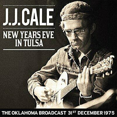 J.J. Cale - New Years Eve In Tulsa - JJ Cale CD 7AVG The Cheap Fast Free Post