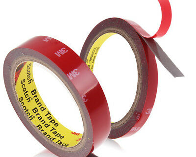 4,63 €/ Piece 3xDoppelseitiges 3M Mounting Tape High-Performance Adhesive Band