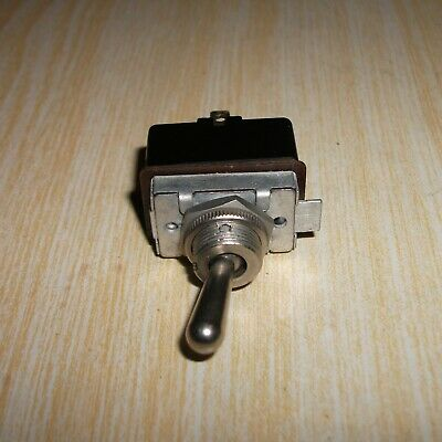 NSF Spring Loaded Momentary ON OFF Toggle Switch