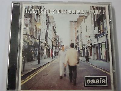Oasis - What's the Story Morning Glory? 1995 CD