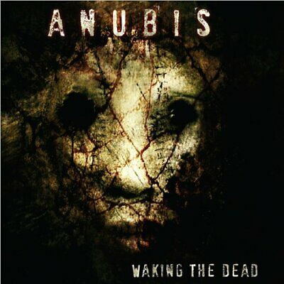 Anubis - Waking The Dead - Anubis CD KGLN The Cheap Fast Free Post The Cheap