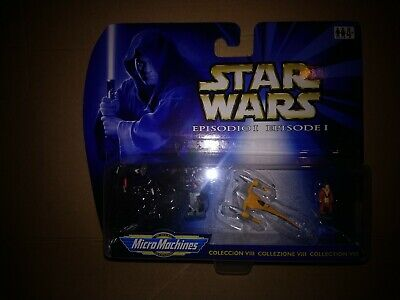 Star Wars Episode I Micromachines Collection Viii 1999 Galoob Hasbro