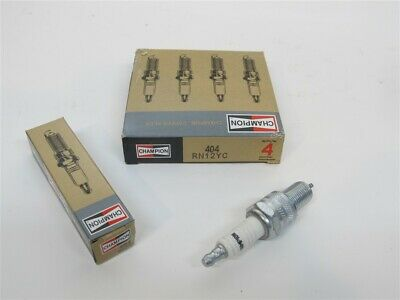 QTY 24 OEM Champion Copper Plus 404S Spark Plugs Shop Pack RN12YC SHIPS TODAY!