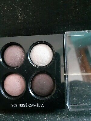 Chanel Les 4 Ombres n.202 Tisse Camelia