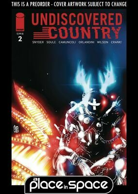 (Wk50) Undiscovered Country #2 -  Preorder 11Th Dec
