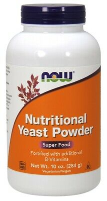 (284g, 54,08 EUR/1Kg) NOW Foods Nutritional Yeast Powder - 284g