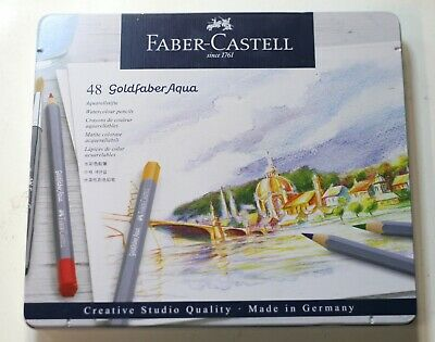 May Green 170 Faber-Castell Goldfaber Colour Pencil