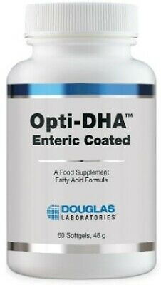 (45g, 72,93 EUR/100g) Douglas Laboratories Opti-DHA, Enteric Coated - 60 softge