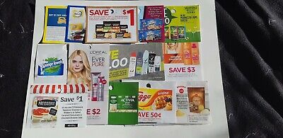 Over $20.00 in savings mix Lot coupons