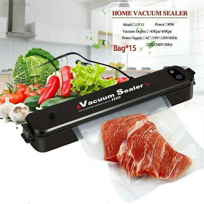 6 Languages Vacuum Sealing System Healthy Kitchen Small Home Appliances Durable
