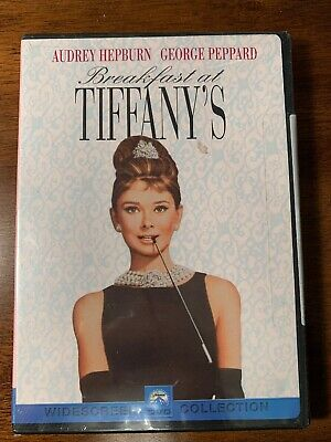 Breakfast at Tiffanys (DVD, 1999, Sensormatic)
