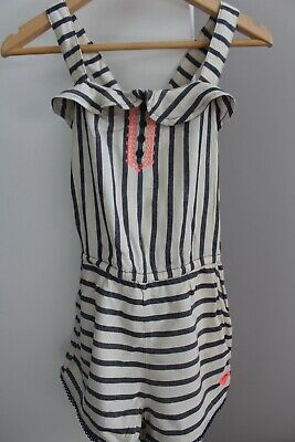 Girls Roxy playsuit. Size 4. Excellent, as new condition.
