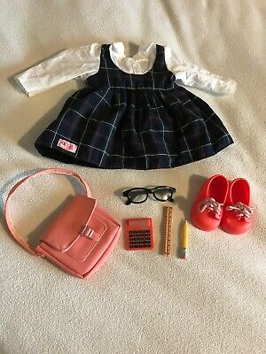 Our Generation Doll Perfect Score School Uniform Outfit (17a)