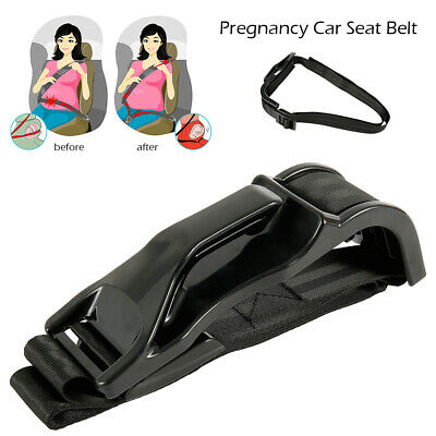 Bump Belt Maternity Car Seat Belt Adjusteable Comfort Safety Accessory Pregnant