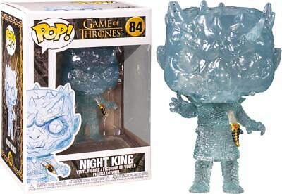 Racing Rally Game Of Thrones Crystal Night Blue King Dagger en Chest Pop! Funko