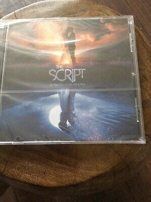 The Script CD Sunsets & Full Moons BNIW