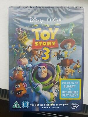 Toy Story 3 [DVD] [2010] new and sealed