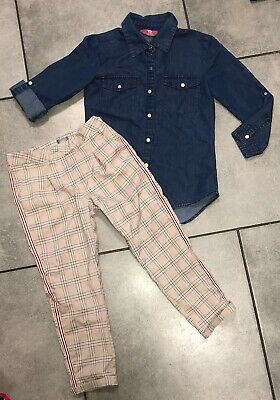 Primark...Next Girls Outfit 7-8 Y Vgc