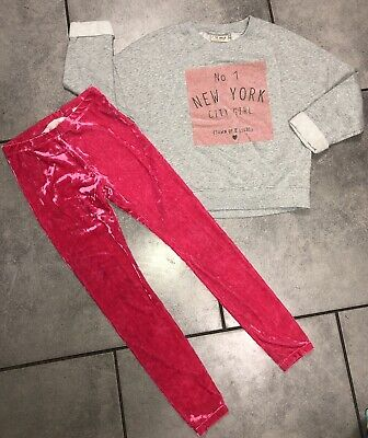 Next...hm Girls Outfit 7-8 Y
