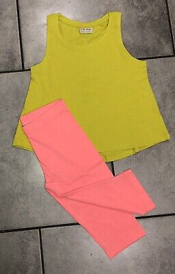 Next Girls Summer Outfit 8-9 Y Vgc