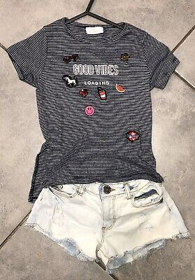 Matalan...River Island Girls Outfit 5-6 Y