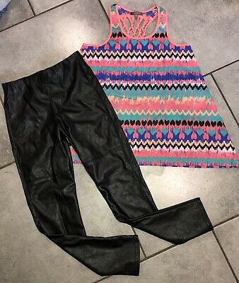 M&S...HM Girls Outfit 10-11 Y Vgc