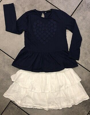 George...next Girls Skirt Outfit 4-5 Y Vgc