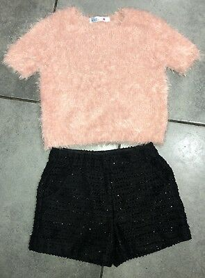 M&Co...george Girls Outfit 5-6 Y