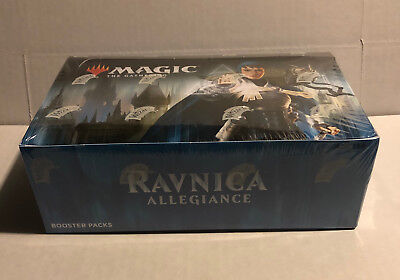 Magic the Gathering, Ravnica Allegiance, Factory Sealed Booster Box! MTG! NEW!!