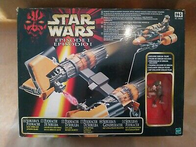 Star Wars Episode I Sebulba's Podracer Hasbro New