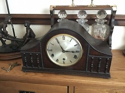 *RELISTED DUE TO ISSUE WITH PAYMENT* Westminster Chime Mantle Clock