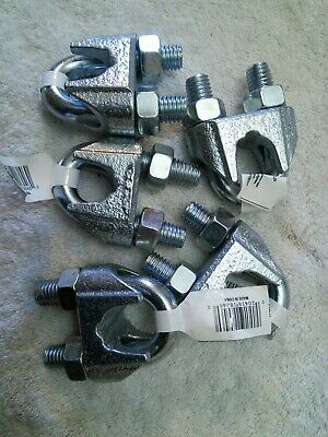 Wire Rope Clip Qty 5 / 3/4 inch