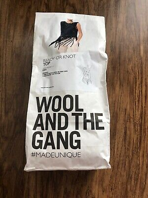 Wool And The Gang Ready Or Knot Top Macrame Kit