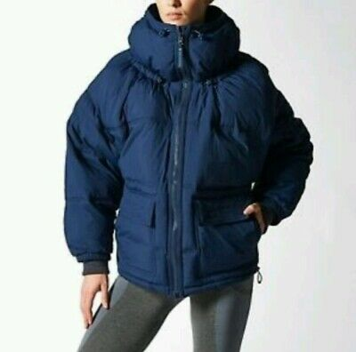 Stella Mccartney adidas Puffer Sports Winter Down Jacket Size Small