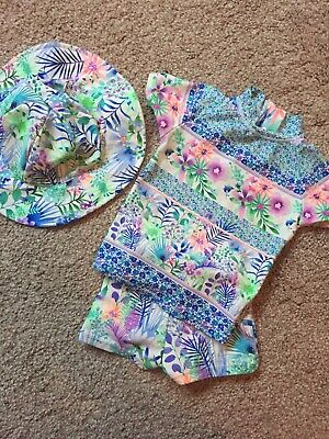 baby girl swimsuit 3-6 months