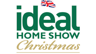 2 x Ideal Home Show Christmas London - Wednesday 20th November 2019