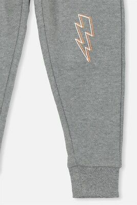Cotton On Kids Boys Lewis Trackpant Fleece  In  Grey