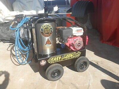 Hot High Preassure Washer Easy Kleen 4000 Psi Steam Cleaner See Video