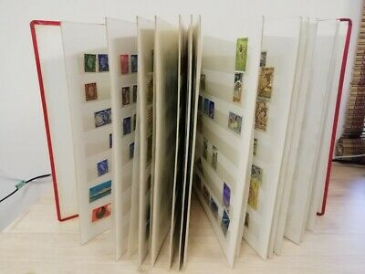 Stamp Collection Book