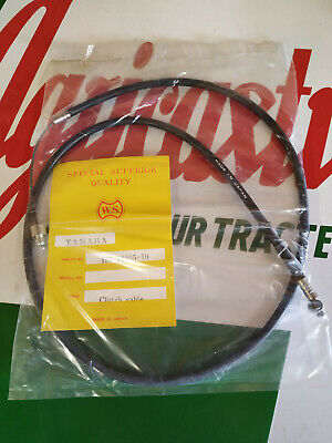 N.O.S cable d'embrayage YAMAHA 125 RD RDX ref 1E7-26335-10 clutch