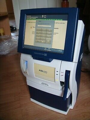 ABL90 FLEX (in excellent condition & in Perfect working order)-Radiometer