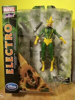 Marvel Select - Electro Classic Spider-Man Disney Store Exclusive