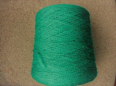 450g CONE GREEN ACRYLIC 4 PLY